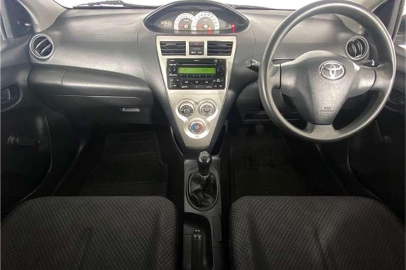 2008 Toyota Yaris Yaris 1.3 T3 sedan