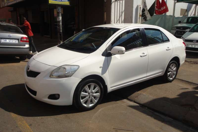 Toyota Yaris 1.3 T3+ sedan 2009