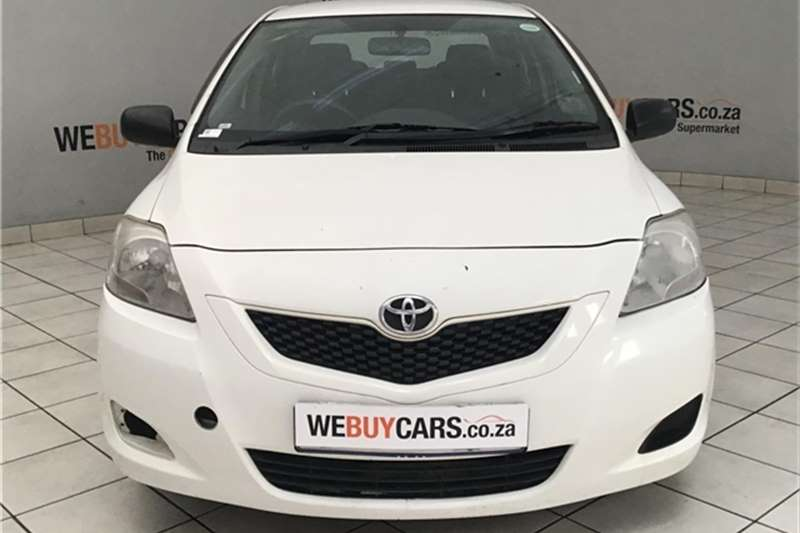 Toyota Yaris 1.3 T3 sedan 2009