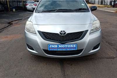 Used 2011 Toyota Yaris 1.3 T3 sedan