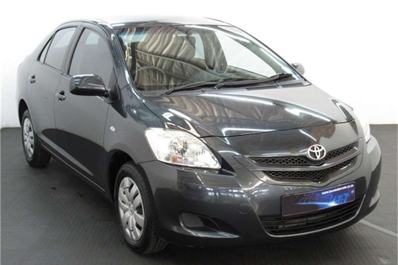 Toyota Yaris 1.3 T3+ sedan automatic 2008
