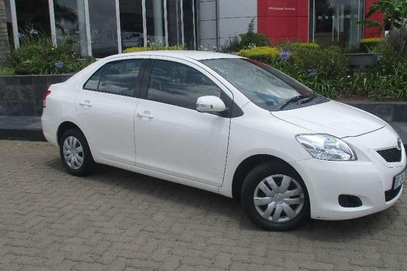 Toyota Yaris 1.3 T3+ sedan automatic 2010