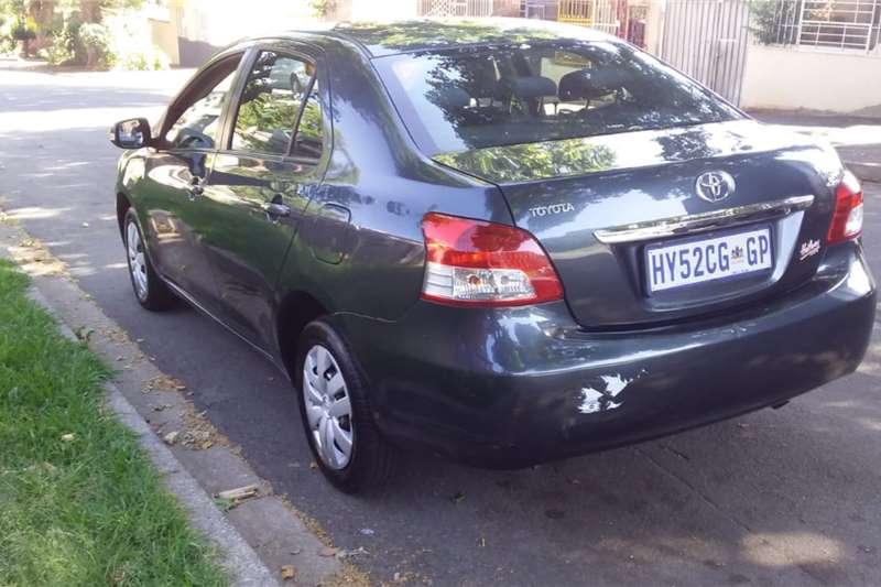 Used 2011 Toyota Yaris 1.3 T3+ sedan automatic