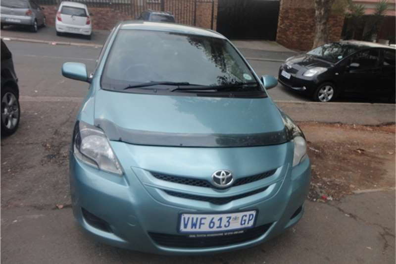 Toyota Yaris 1.3 T3 Sedan manual 2007