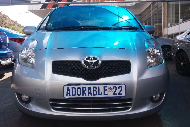 Toyota Yaris 1.3 T3 Spirit 5 door 2006