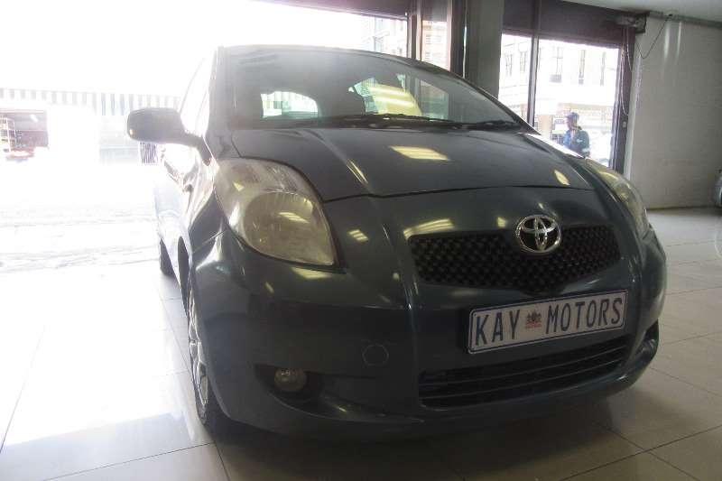 Toyota Yaris 1.3 T3 Spirit 5 door 2007
