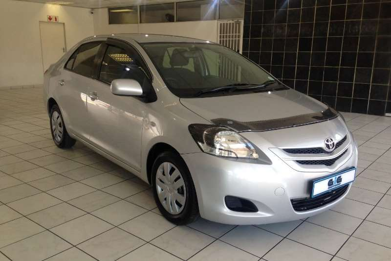 Toyota Yaris 1.3 T3 Spirit 5-door 2008