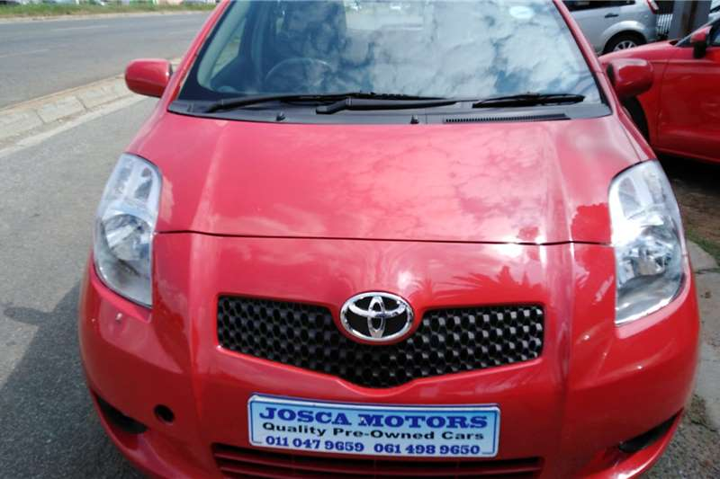 Toyota Yaris 1.3 T3 Spirit 5 door 2009