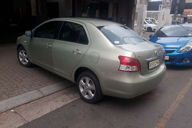 Toyota Yaris 1.3 T3 Spirit sedan 2007