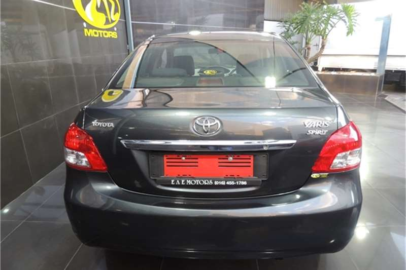 Used 2007 Toyota Yaris 1.3 T3 Spirit sedan