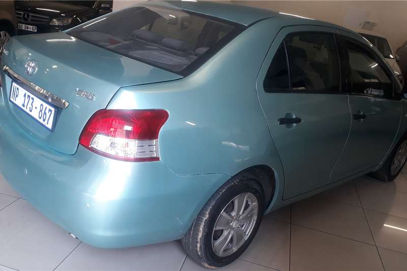 Toyota Yaris 1.3 T3 Spirit sedan 2008