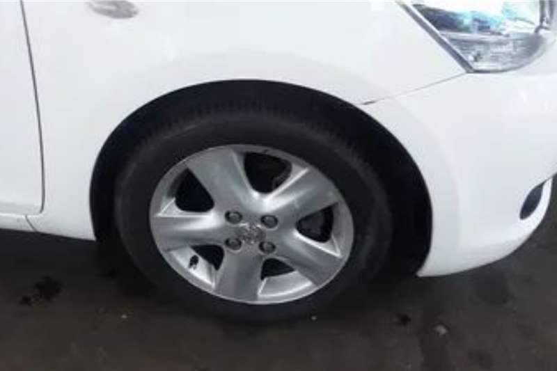 Toyota Yaris 1.3 T3 Spirit sedan 2011