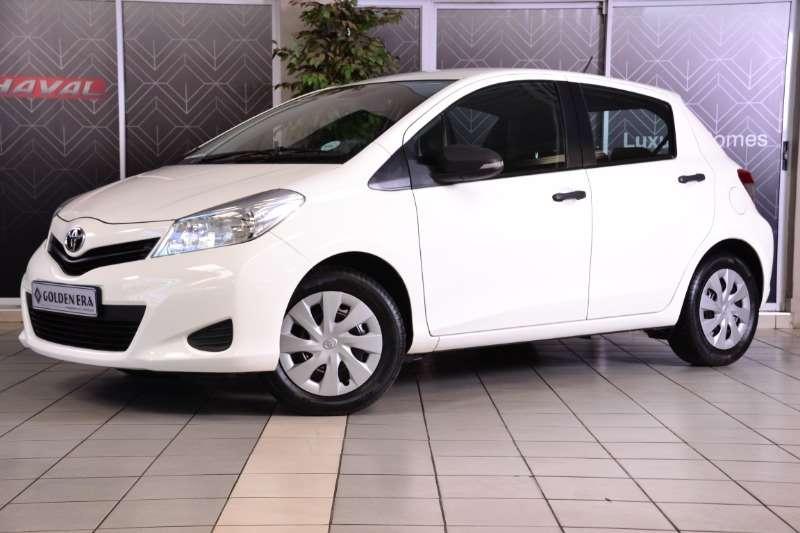 Toyota Yaris 1.3 XS 2012