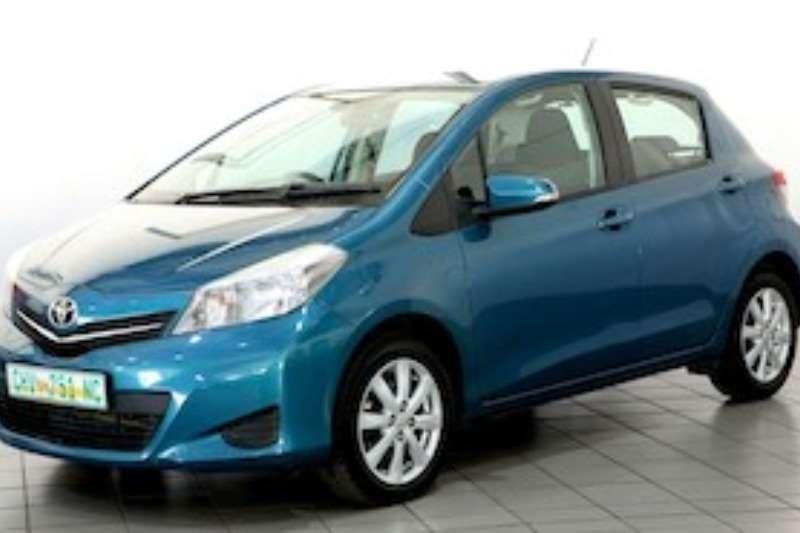 Toyota Yaris 1.3 XS 5DR 2013