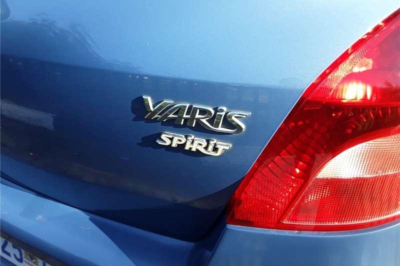 Used 2007 Toyota Yaris