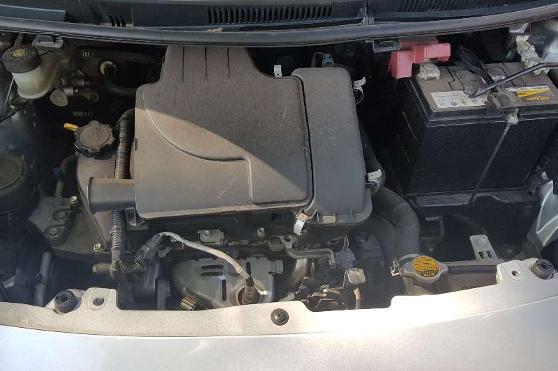Toyota Yaris 1.4 2008