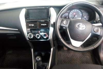 Toyota Yaris 1.5 2018