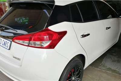 Toyota Yaris 1,5 2018