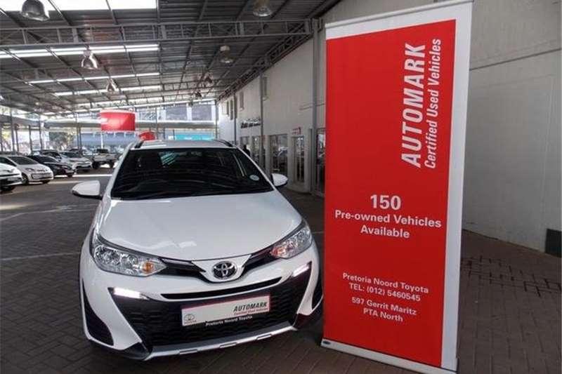 Toyota Yaris 1.5 Cross 2018