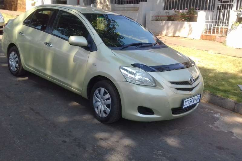 Toyota Yaris 1.5 Pulse 2008