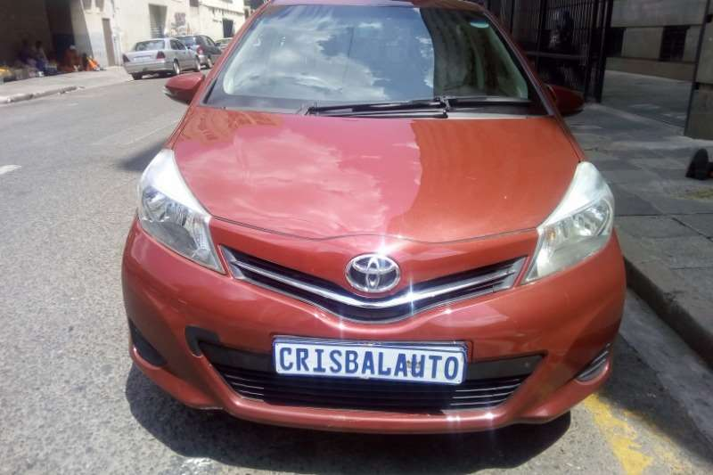 Toyota Yaris 1.5 Pulse 2013