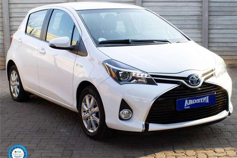 Toyota Yaris 1.5 Pulse 2015