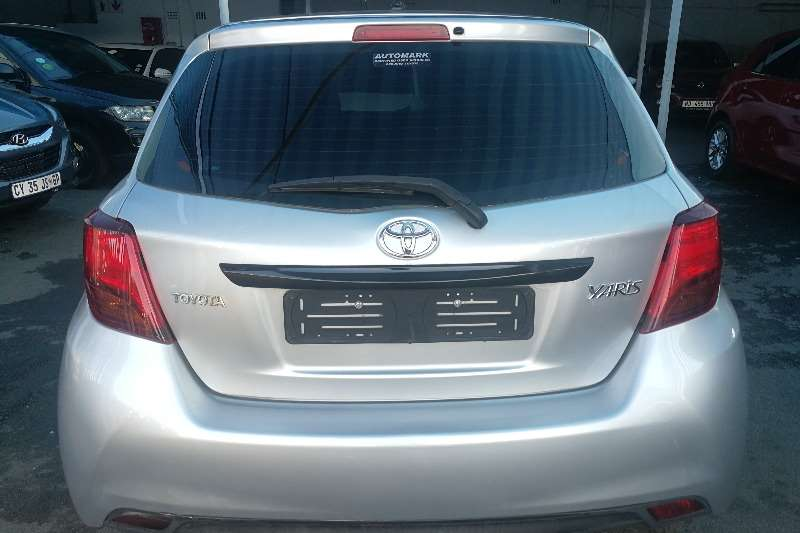 Toyota Yaris 1.5 Pulse 2016