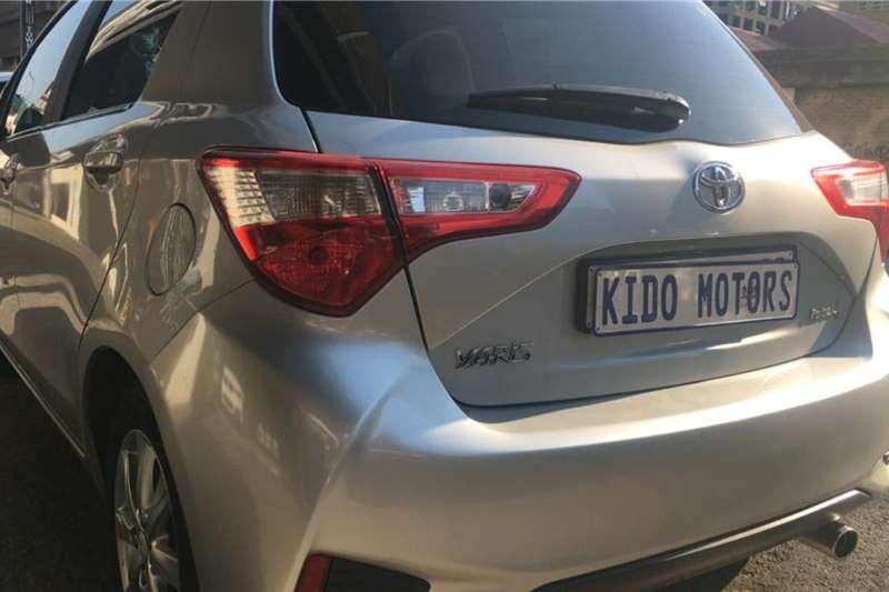 Toyota Yaris 1.5 Pulse 2017