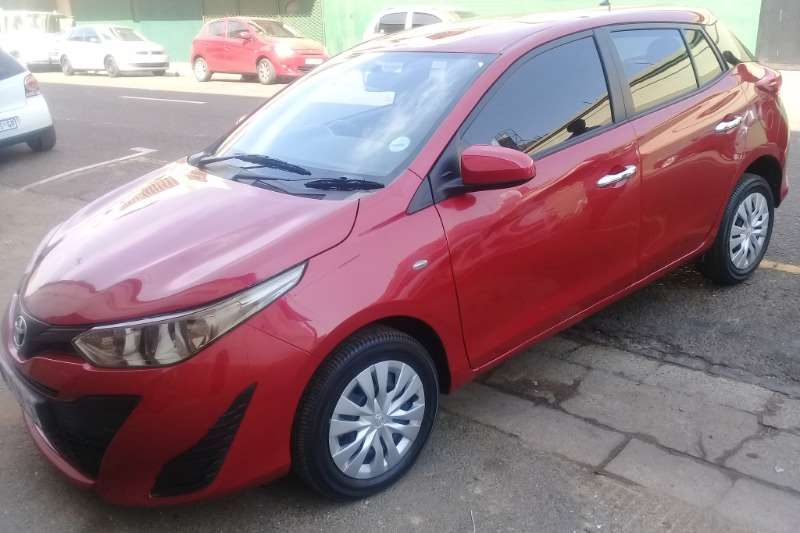 Toyota Yaris 1.5 Pulse 2018