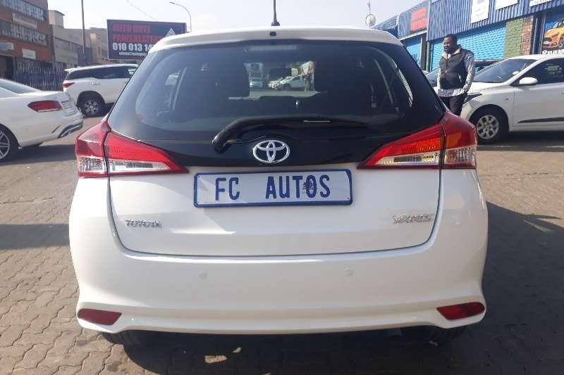 Used 2019 Toyota Yaris 1.5 Pulse