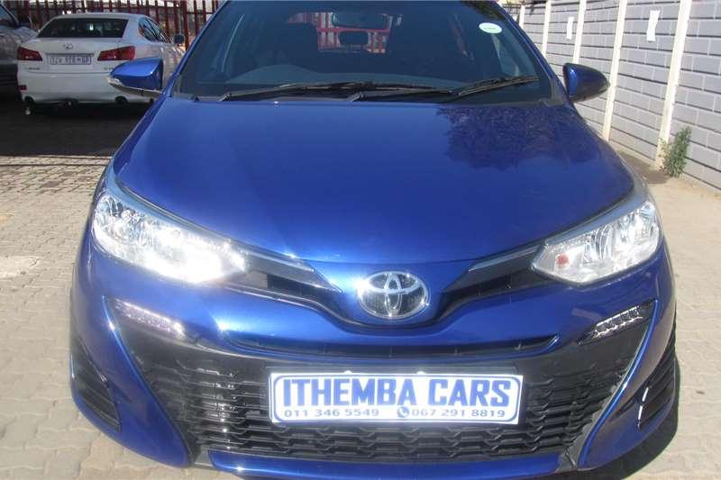Toyota Yaris 1.5 Pulse auto 2018