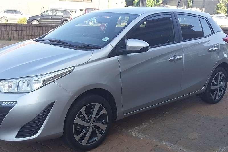 Toyota Yaris 1.5 Pulse auto 2019
