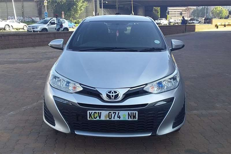 Toyota Yaris 1.5 Pulse auto 2019