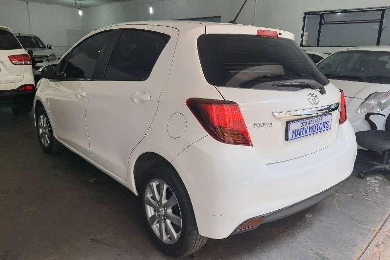 Toyota Yaris 1.5 Pulse Plus auto 2016