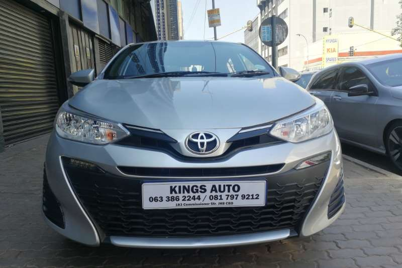 Toyota Yaris 1.5 Pulse Plus auto 2018