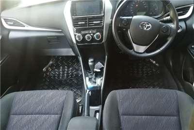 Toyota Yaris 1.5 Pulse Plus auto 2018