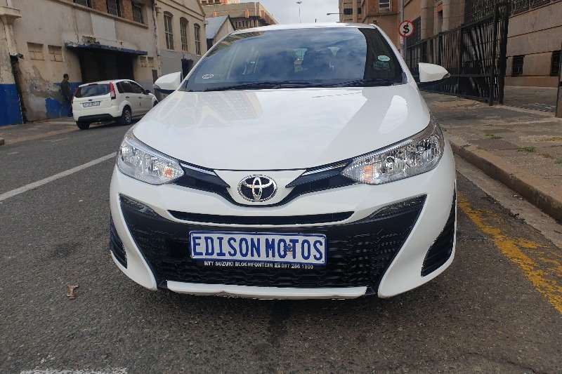 Toyota Yaris 1.5 Pulse Plus auto 2019