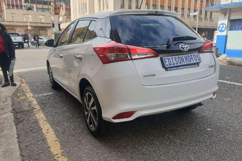 Toyota Yaris 1.5 Pulse Plus auto 2019