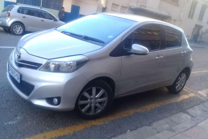 Toyota Yaris 1.5 SX Auto 2014