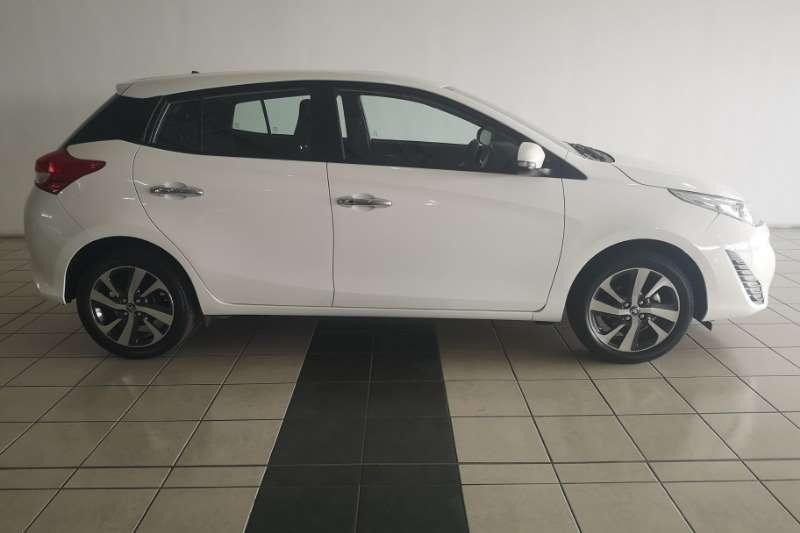 Toyota Yaris 1.5 Xs 5Dr 2018
