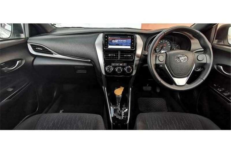 Toyota Yaris 1.5 Xs Auto 2018