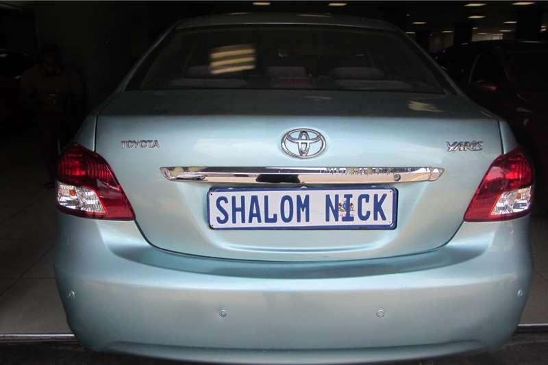 Toyota Yaris 1.6 2008