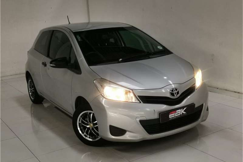 Used 2012 Toyota Yaris 3 door 1.0 Xi