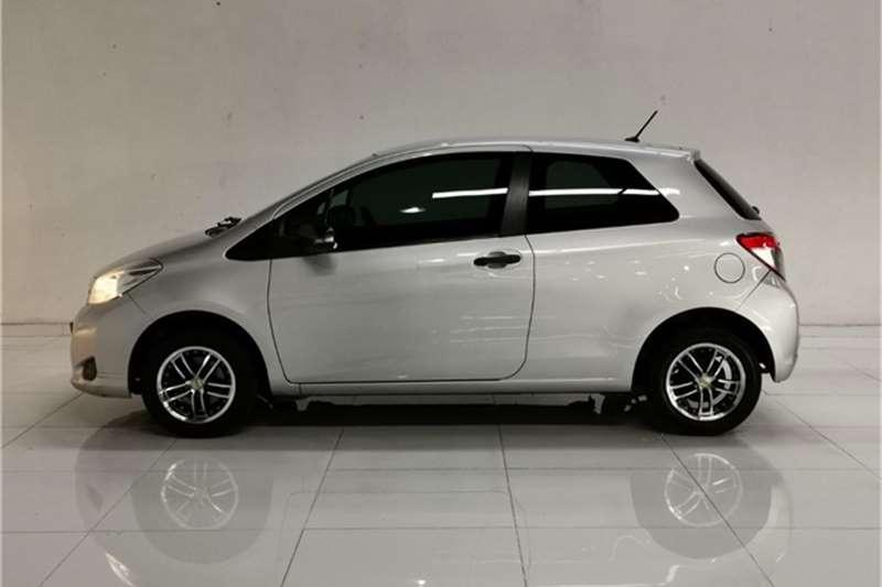 Used 2012 Toyota Yaris 3 door 1.0 Xi