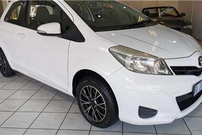 Used 2011 Toyota Yaris 3 door 1.0 XS
