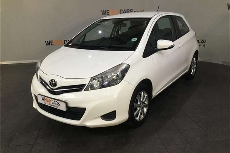 Toyota Yaris 3 door 1.0 XS 2012