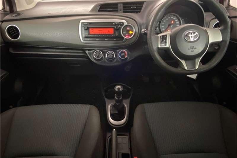 2012 Toyota Yaris Yaris 3-door 1.3 Xi