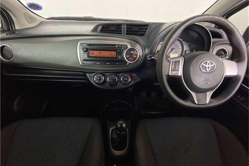 Used 2013 Toyota Yaris 3 door 1.3 Xi