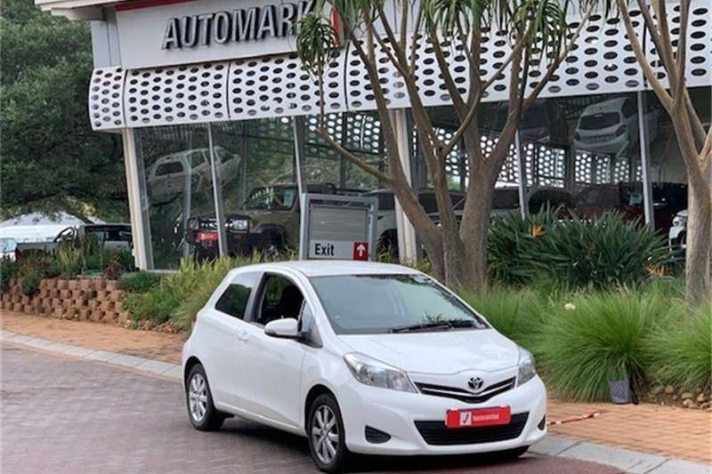 Toyota Yaris 3 door 1.3 Xi 2014