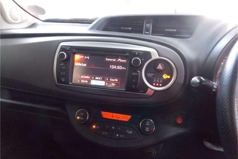 Toyota Yaris 3 door 1.3 XR 2012